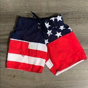 Azul Old Glory Swim Shorts